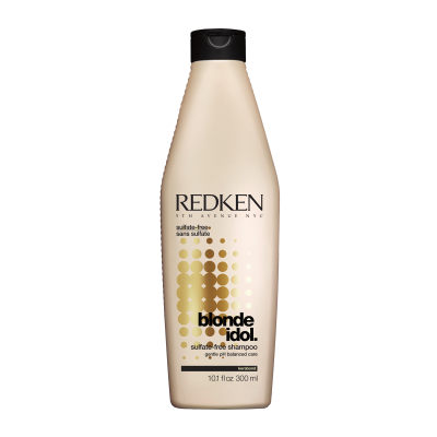 Image of   Redken Blonde Idol Sulfate Free Shampoo 300 ml