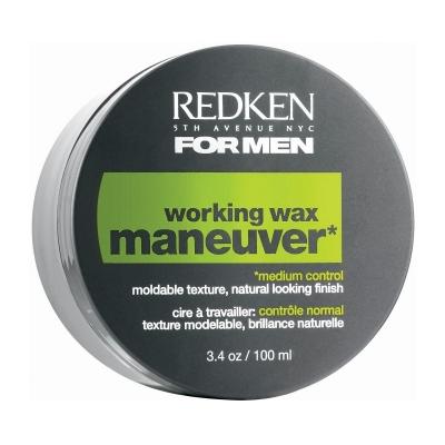 Image of   Redken For Men Maneuver Wax 100 ml