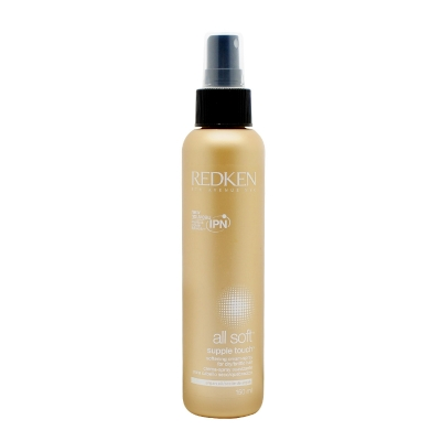 Image of   Redken All Soft - Supple Touch 150 ml