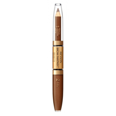Image of   Revlon Brow Fantasy Pencil & Gel Brunette 1,49 g