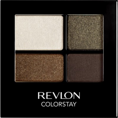 Image of   Revlon Colorstay 16 Hour Eye Shadow Quad 515 Adventurous 4,8 g