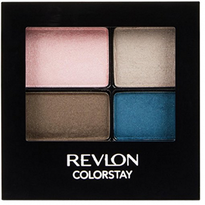 Image of   Revlon Colorstay 16 Hour Eye Shadow Quad 526 Romantic 4,8 g