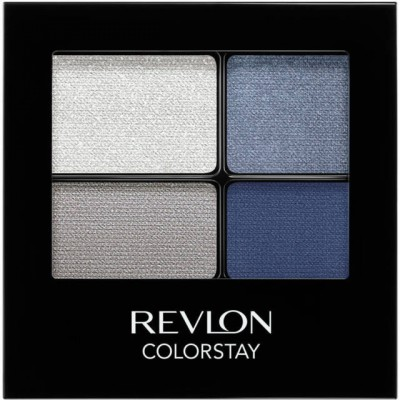Image of   Revlon Colorstay 16 Hour Eye Shadow Quad 528 Passionate 4,8 g