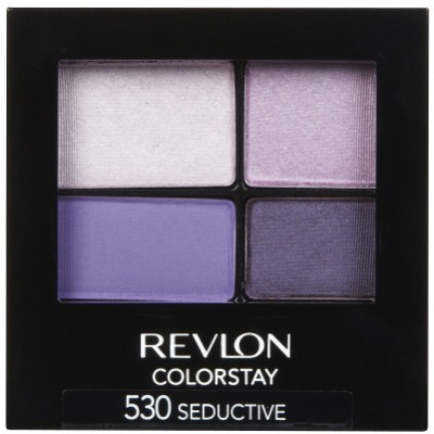 Image of   Revlon Colorstay 16 Hour Eye Shadow Quad 530 Seductive 4,8 g