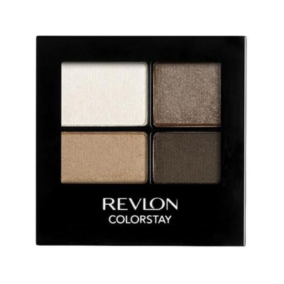 Image of   Revlon Colorstay 16 Hour Eye Shadow Quad 555 Moonlit 4,8 g