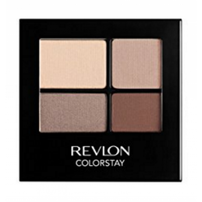 Image of   Revlon Colorstay 16 Hour Eye Shadow Quad 500 Addictive 4,8 g