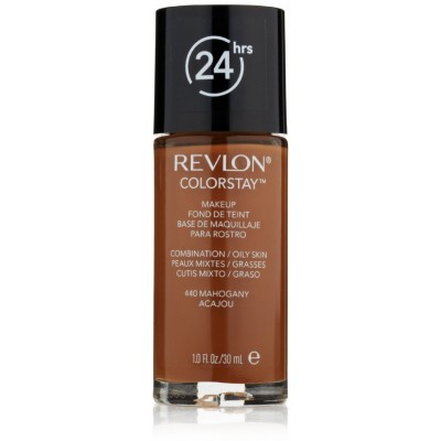 Image of   Revlon ColorStay Combination & Oily Skin 440 Mahogany 30 ml