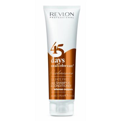 Revlon Revlonissimo 45 Days Intense Coppers 275 ml