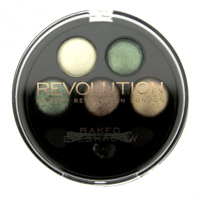 Image of   Revolution Makeup 5 Baked Eye Shadows Beyond Eden 4 g