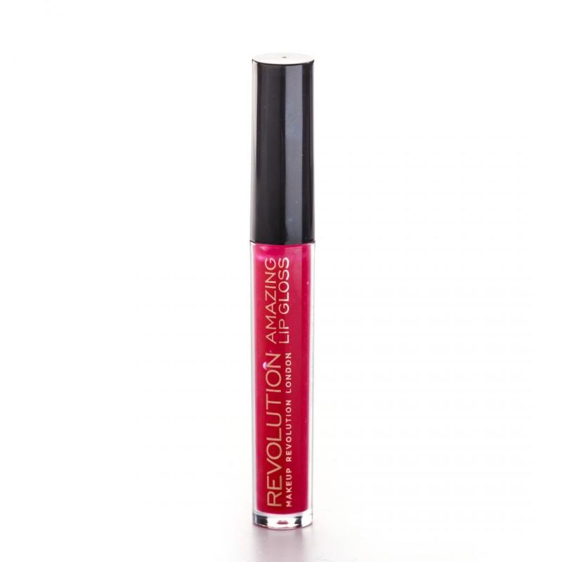 Revolution Makeup Amazing Lipgloss Raspberry 4 G - U00a30.95