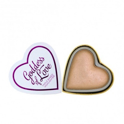 I Heart Makeup Goddess Of Love Triple Baked Highlighter Goddess Of Faith 10 g