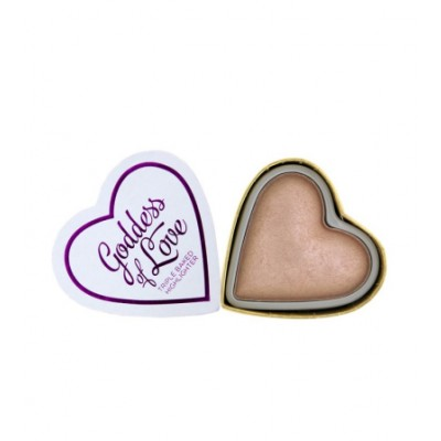 I Heart Makeup Goddess Of Love Triple Baked Highlighter Soft Gold 10 g