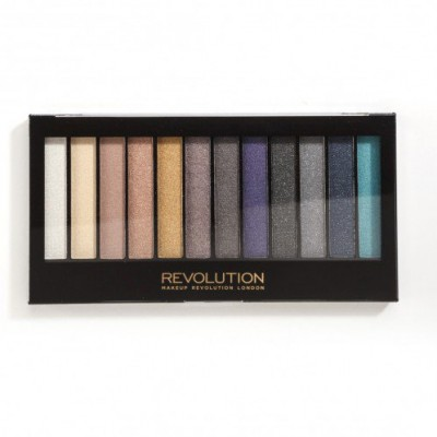 Image of   Revolution Makeup Redemption Palette Essential Day To Night 14 g