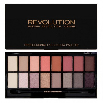 Revolution Makeup Salvation Palette New-Trals VS Neutrals 16 g