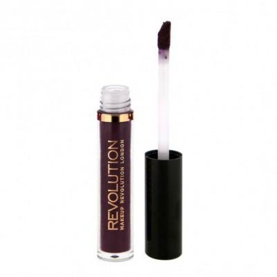 Revolution Makeup Salvation Velvet Lip Lacquer Vamp 2 ml