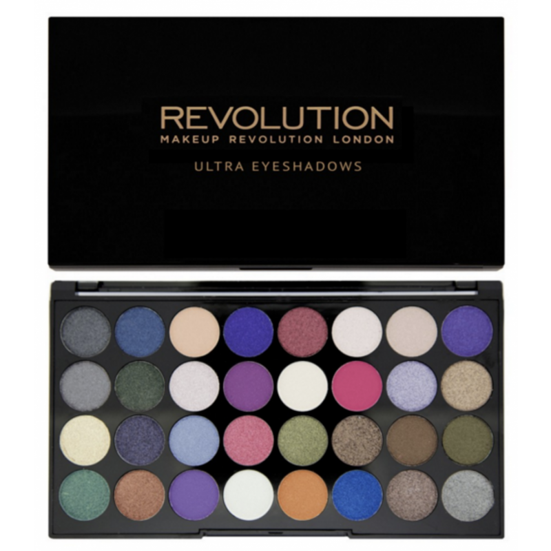 Makeup revolution eyes like angels review-5615