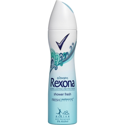 Rexona Shower Fresh Deospray 150 ml