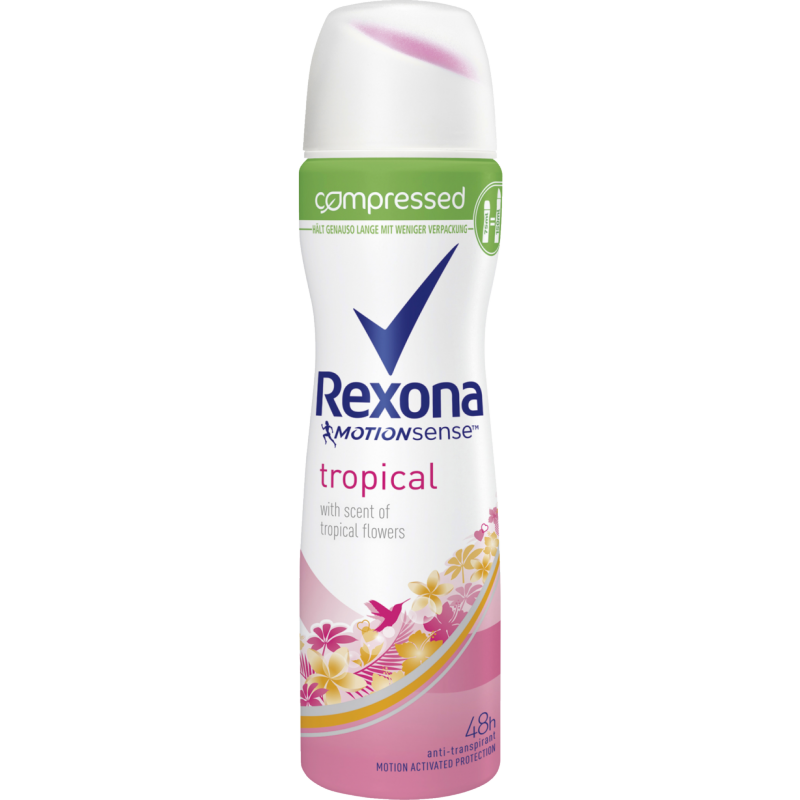 Rexona Tropical Deospray XL 200 ml - £1.45