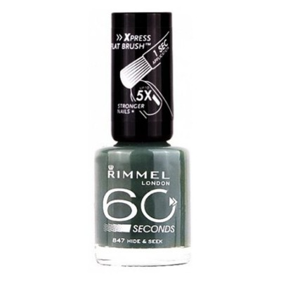 Image of   Rimmel 60 Seconds 847 Hide & Seek 8 ml