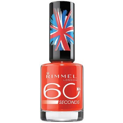 Image of   Rimmel 60 Seconds 120 Hot Chili Pepper 8 ml