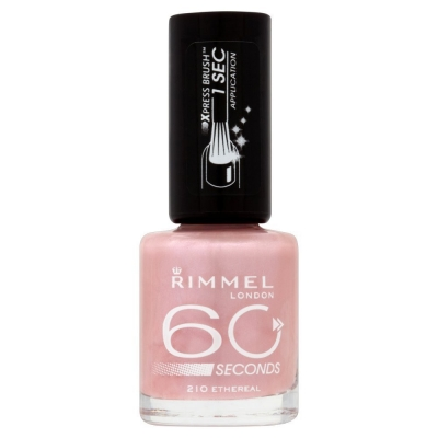 Image of   Rimmel 60 Seconds 210 Ethereal 8 ml