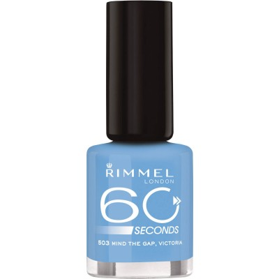 Image of   Rimmel 60 Seconds 503 Mind The Gap Victoria 8 ml