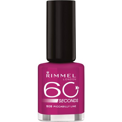 Image of   Rimmel 60 Seconds 505 Piccasilly Line 8 ml