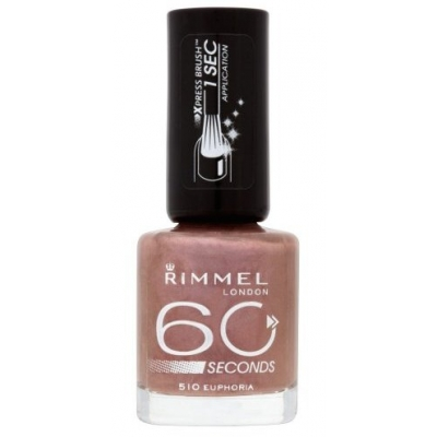 Image of   Rimmel 60 Seconds 510 Euphoria 8 ml