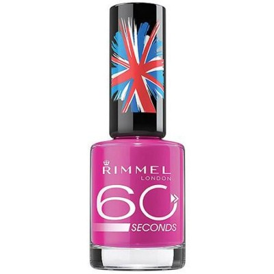Image of   Rimmel 60 Seconds 510 Pink A Boo 8 ml