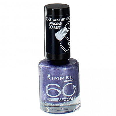 Image of   Rimmel 60 Seconds 623 Punch 'N' Judie 8 ml