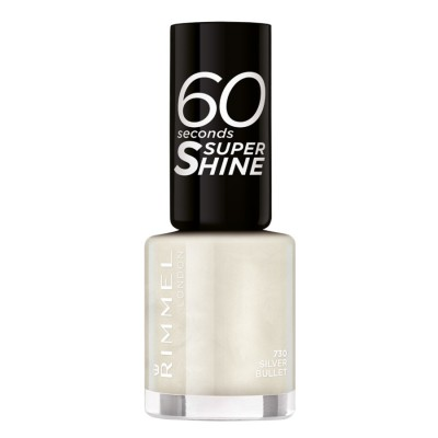 Image of   Rimmel 60 Seconds 730 Silver Bullet 8 ml