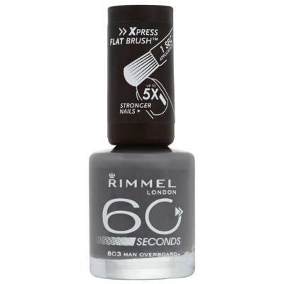 Image of   Rimmel 60 Seconds 803 Man Overboard 8 ml