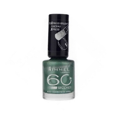Image of   Rimmel 60 Seconds 820 Headbanging Green 8 ml