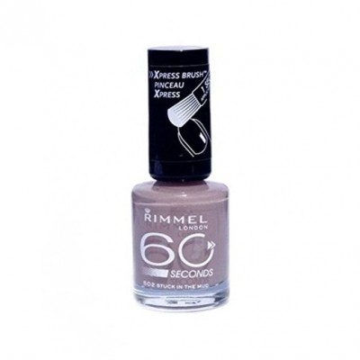 Image of   Rimmel 60 Seconds 855 Stuck In The Mud 8 ml