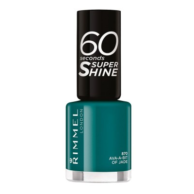 Image of   Rimmel 60 Seconds 870 Ava A Bit Of Jade 8 ml