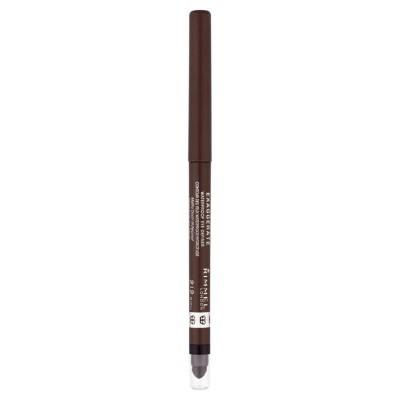 Image of   Rimmel Exaggerate Waterproof Eye Definer Pencil 212 Rich Brown 0,28 g