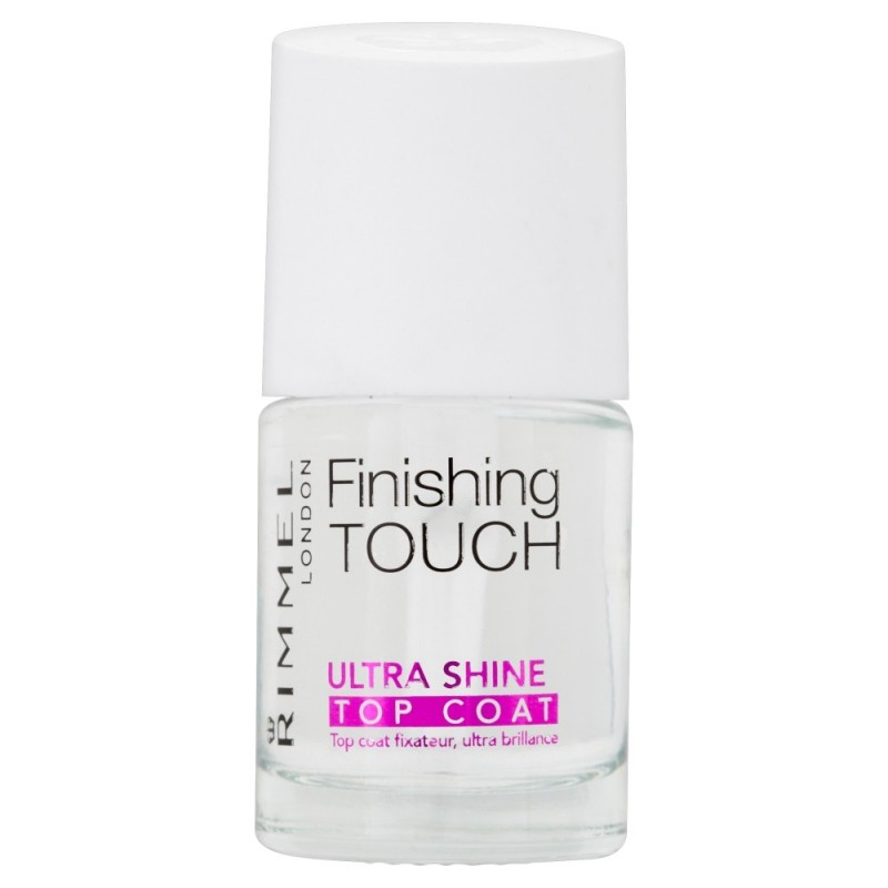 Rimmel Finishing Touch Ultra Shine Top Coat 12 ml