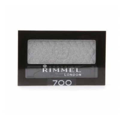 Image of   Rimmel Glam Eyes Eye Shadow Mono 700 Silver Moonlight 2,4 g