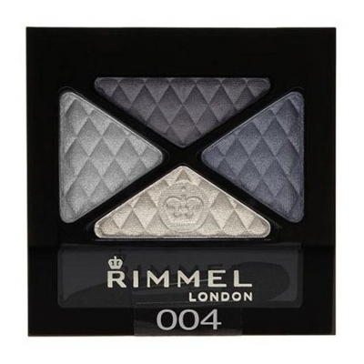 Image of   Rimmel Glam Eyes Eye Shadow Quad 004 4,2 g