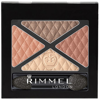 Image of   Rimmel Glam Eyes Eye Shadow Quad 019 4,2 g
