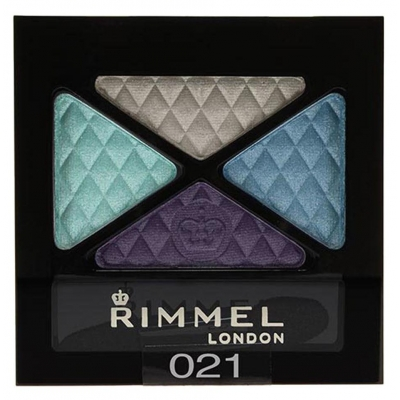 Image of   Rimmel Glam Eyes Eye Shadow Quad 021 4,2 g