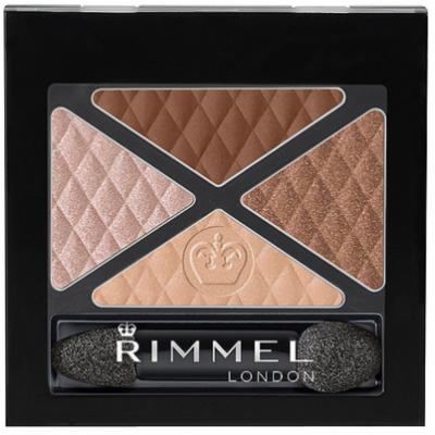 Image of   Rimmel Glam Eyes Eye Shadow Quad 030 4,2 g