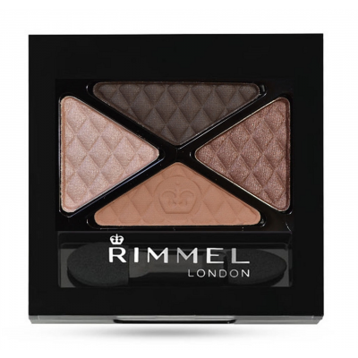 Image of   Rimmel Glam Eyes Eye Shadow Quad 031 4,2 g