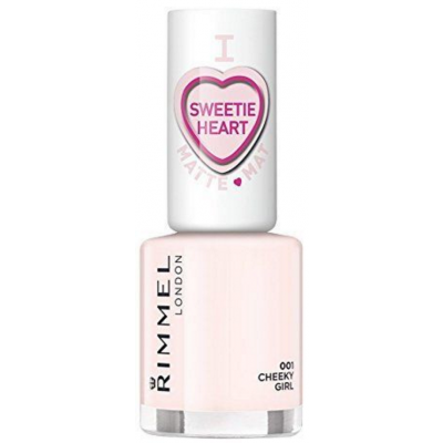 Rimmel I Love Sweetie Heart Matte 001 Cheeky Girl 8 ml