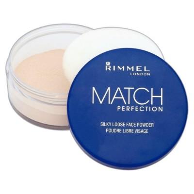 Rimmel Match Perfection Loose Powder Transparent 10 g