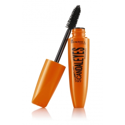 Rimmel Scandal Eyes Volume Flash Mascara Black 12 ml