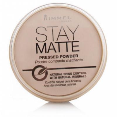 Rimmel Stay Matte Pressed Powder 003 Peach Glow 14 g