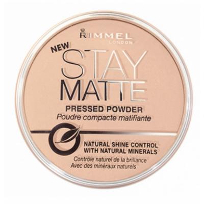 Rimmel Stay Matte Pressed Powder 005 Silky Beige 14 g