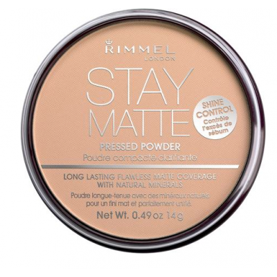 Rimmel Stay Matte Pressed Powder 009 Amber 14 g