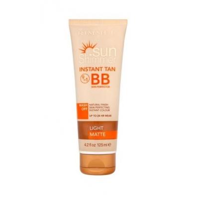 rimmel sunshimmer instant tan bb skin perfector light. Black Bedroom Furniture Sets. Home Design Ideas